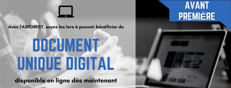 Document Unique digital